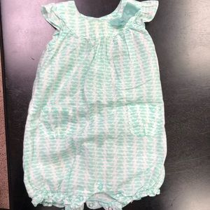 Carters 12 Month Romper